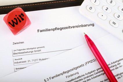 Familienpflegezeitvereinbarung