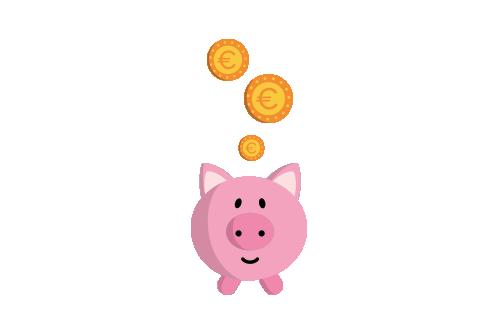 Beitragsgebühren sparen