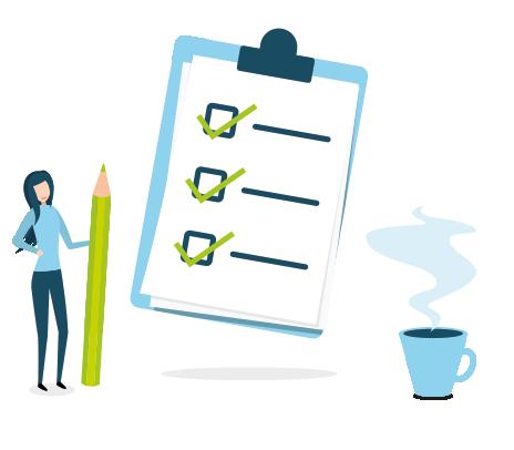 Checkliste - Worauf Beamte bei der auswahl der Versicherung achten sollten.