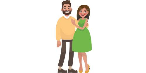 Ehepaar - Beihilfeanspruch für Ehepartner