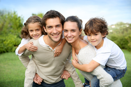 Versicherung von Kindern
