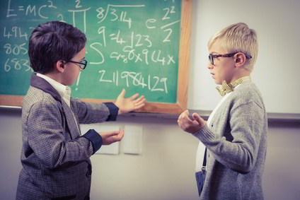 Lehrerkinder an Schulen