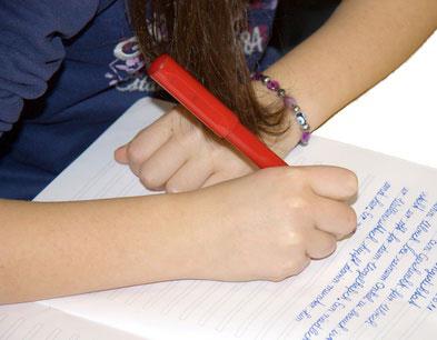 Schreibschrift an Schulen