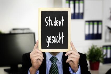 Student gesucht!